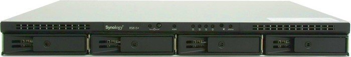 Synology Rackstation RS815+, 2GB RAM, 4x Gb LAN, 1U