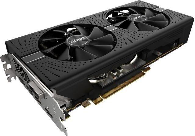Sapphire Nitro+ Radeon RX 570 8G G5, 8GB GDDR5, 1340MHz, DVI, 2x HDMI, 2x DP, lite retail (11266-09-20G)