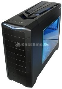 SilverStone Raven Evolution RV02-EW USB 3.0 schwarz, Acrylfenster (SST-RV02B-EW) -- © caseking.de