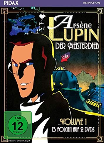 Arsene Lupin -- via Amazon Partnerprogramm