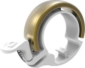 Knog OI Large Glocke white/brass (12117KN)