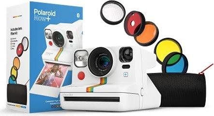 Polaroid Now+ weiß (9062) -- via Amazon Partnerprogramm