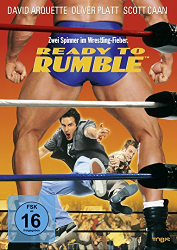 Ready to Rumble -- via Amazon Partnerprogramm