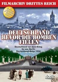 Deutschland bevor die Bomben fielen (DVD)