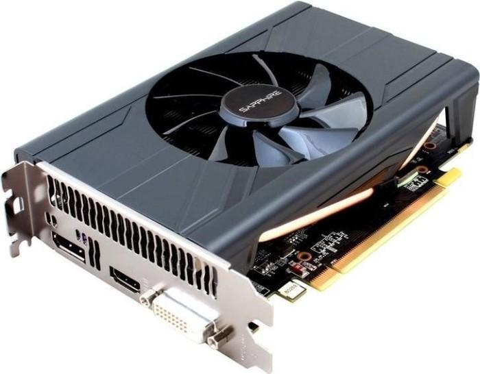 Sapphire Pulse ITX Radeon RX 570 4GD5 (1750MHz), 4GB GDDR5, DVI, HDMI, DisplayPort, lite retail (11266-06-20G)