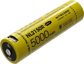 Nitecore NL2150R 21700 Li-Ion 5000mAh