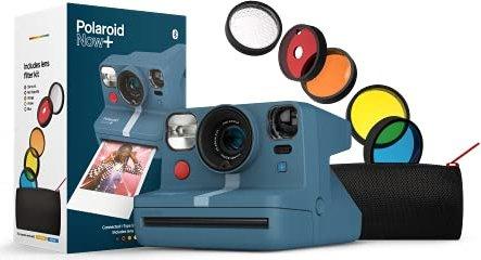 Polaroid Now+ blaugrau -- von Digitfoto