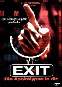 Exit - Die Apokalypse in Dir (DVD)