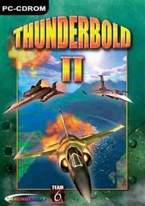 Thunderbolt II (deutsch) (PC)