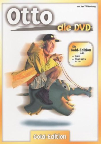 Otto - Die DVD (Gold Edition) -- via Amazon Partnerprogramm