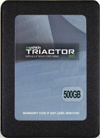 Mushkin Triactor 3DX 500GB, SATA (MKNSSDTR500GB-3DX)