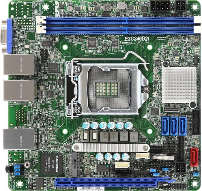 ASRock Rack E3C246D2I