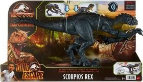 Mattel Jurassic World Slash 'N Battle Stinger Dino (HBT41)