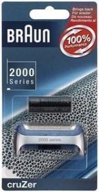 Braun 2000 Series cruZer Kombipack