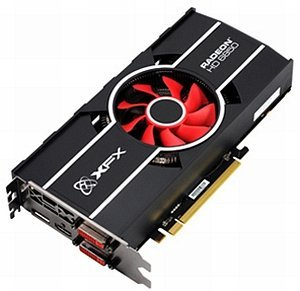 XFX Radeon HD 6850 800M, 1GB GDDR5, 2x DVI, HDMI, DisplayPort (HD-685X-ZNDC)