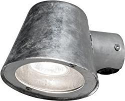 Konstsmide Trieste 11.5cm wall lamp steel galvanised (7523-320)