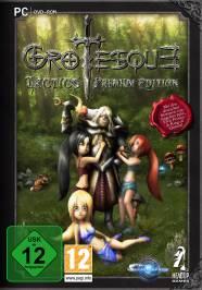 Grotesque Tactics: Evil Heroes (PC)