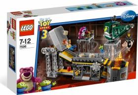 LEGO Toy Story - Flucht aus der Müllpresse (7596)