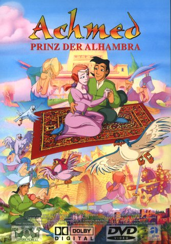 Achmed Prinz der Alhambra -- via Amazon Partnerprogramm