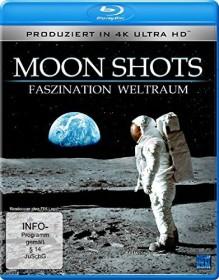 Moon Shots - Faszination Weltraum (Blu-ray)