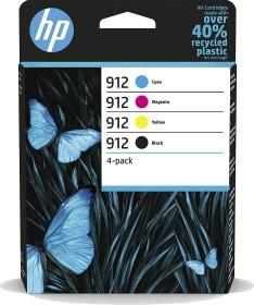HP Tinte 912 Value Pack (6ZC74AE)