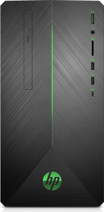 HP Pavilion 690-0044ng black (7EB00EA#ABD)