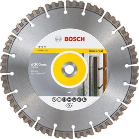 Bosch Best for Universal Diamanttrennscheibe 300x2.8mm, 1er-Pack (2608603746)