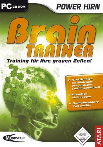 Brain Trainer (deutsch) (PC) -- via Amazon Partnerprogramm