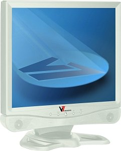 "V7 Videoseven L20.1CM, 20.1"", 1600x1200, analogowy/cyfrowy, Audio"