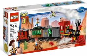 LEGO Toy Story - Eisenbahnjagd im Wilden Westen (7597)