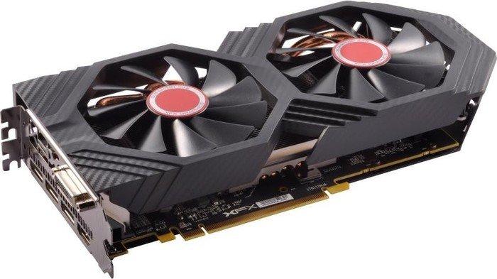 XFX Radeon RX 580 GTS Black Edition, 8GB GDDR5, DVI, HDMI, 3x DP (RX-580P8DBD6)