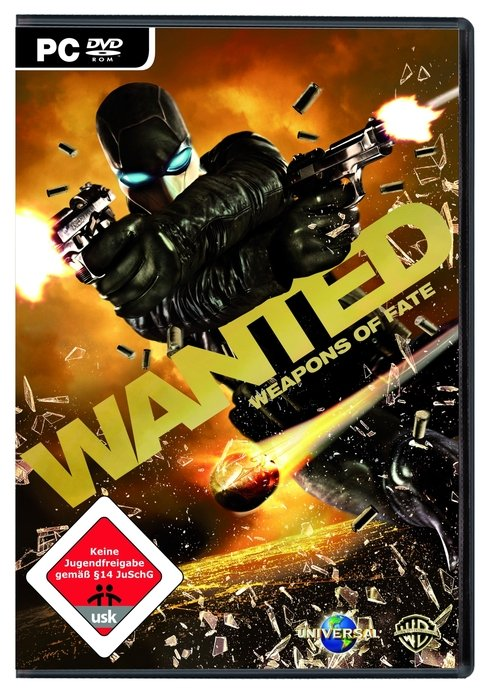Wanted - Weapons of Fate (englisch) (PC)