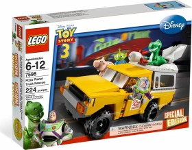 LEGO Toy Story - Pizza Planet Lastwagen (7598)