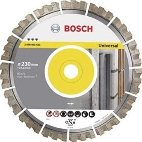 Bosch Best for Universal Diamanttrennscheibe 300x2.8mm, 1er-Pack (2608603635)