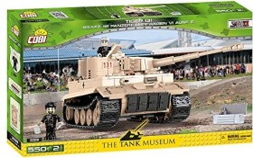 Cobi Historical Collection WW2 Tiger I 131 (2519)
