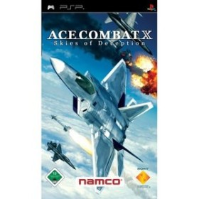Ace Combat X - Skies of Deception (PSP)