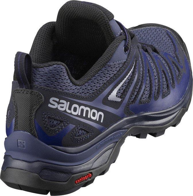 Salomon X Ultra 3 Prime crown bluenight skyspectrum blue (ladies) (401254) from £ 64.49