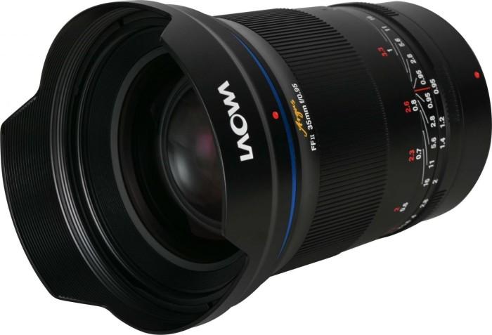 Laowa 35mm 0.95 Argus FF für Nikon Z (490442)