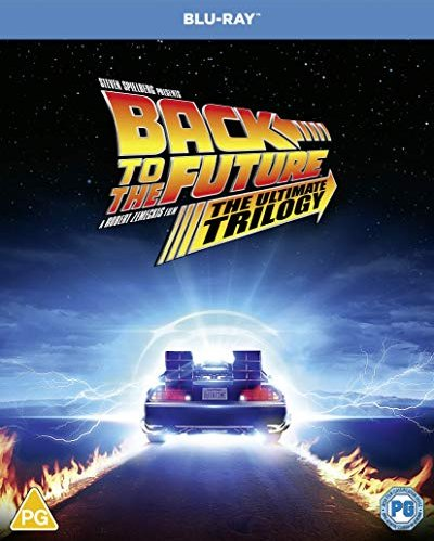 Back To The Future Trilogy Box (Blu-ray) (UK) -- via Amazon Partnerprogramm