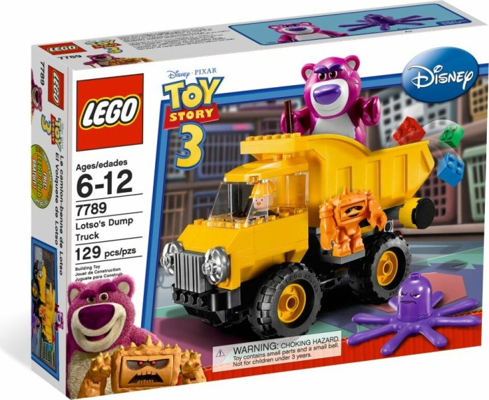 LEGO Toy Story - Lotsos Kipplaster (7789) -- via Amazon Partnerprogramm