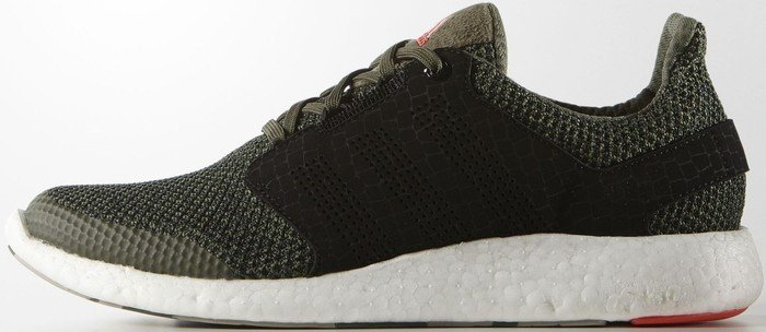 861eef2d34e56 adidas Pure Boost 2.0 base green core black solar red ab € 0 (2019 ...