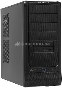 Cooler Master elite 330U black (RC-330U-KKN1-BK) -- (c) caseking.de