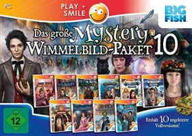 Das große Wimmelbild Mystery Paket 10 (PC)