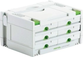 Festool Sortainer SYS 3 SORT/6 tool kit (491984)