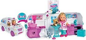 Simba Toys Evi Love Doctor Evi 2in1 Vet Mobile (105733488)