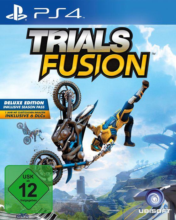 Trials Fusion (deutsch) (PS4)