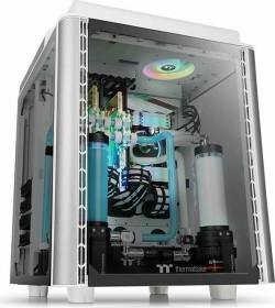 Thermaltake Level 20 HT Snow Edition weiß, Glasfenster (CA-1P6-00F6WN-00)
