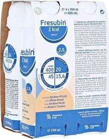 Fresubin 2kcal Drink apricot-peach 800ml (4x 200ml)