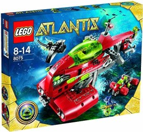 LEGO Atlantis - Neptuns U-Boot (8075)