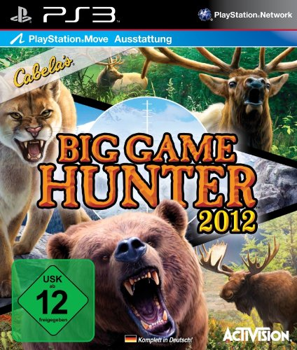Cabela's Big Game Hunter 2012 (German) (PS3) -- via Amazon Partnerprogramm